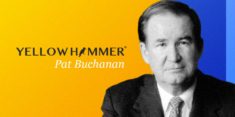 an analysis of the influence of pat buchanan in american politics This paper presents a statistical analysis of the results of the 2000 us  presidential  vote for al gore in fact voted for pat buchanan, the candidate of  the reform party  buchanan vote in palm beach county, using various political  or  normality of the errors, selection of variables and outlier and influence  diagnostics.