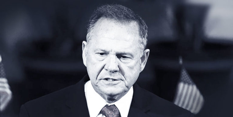 Roy Moore campaign claims 'election fraud' in his recent defeat