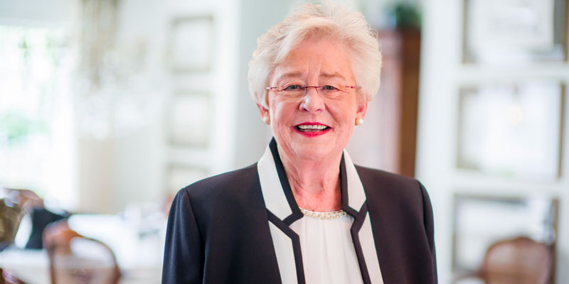 heard in the hallway  gov  kay ivey u2019s campaign is sitting