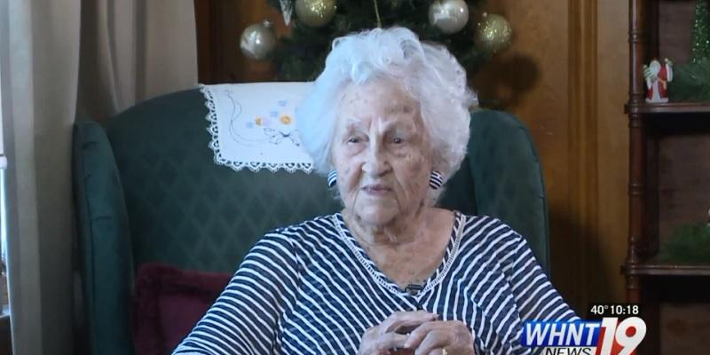 97-year-old Alabama woman has 80 years of teaching Sunday