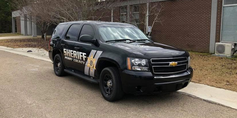 Sheriff: Alabama boy takes father's SUV, runs out of gas