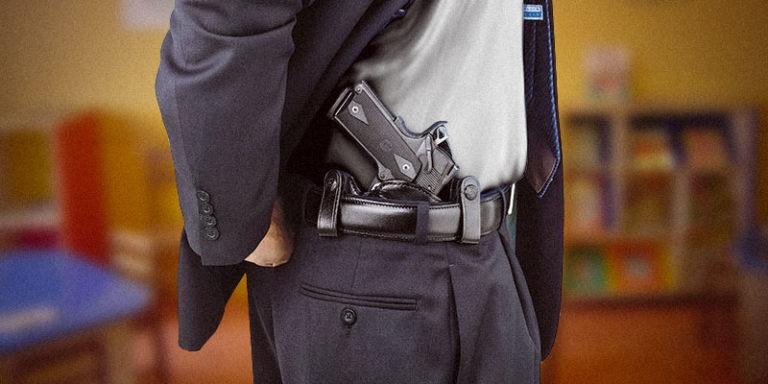 Teachers with guns — why it's a good idea