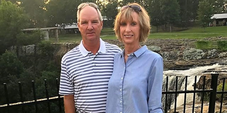 'A lucky one,' UAB patient is well after oropharyngeal cancer treatment