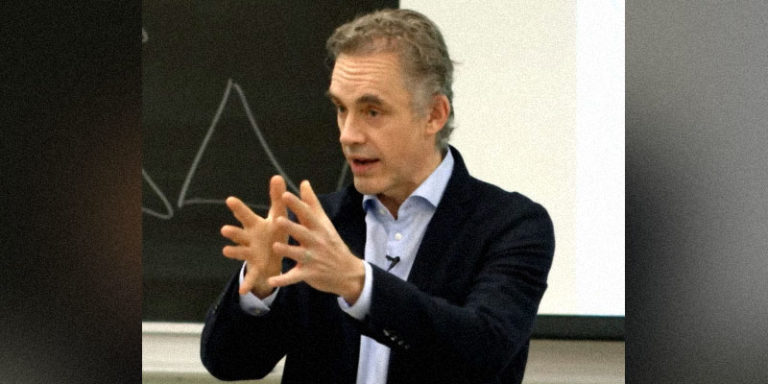 Jordan Peterson — Shouted down by snowflakes AND academic colleagues for calmly stating facts