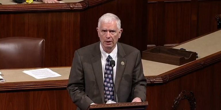 Brooks introduces bill to cut down on illegal aliens taking American jobs by making E-Verify mandatory in all 50 states