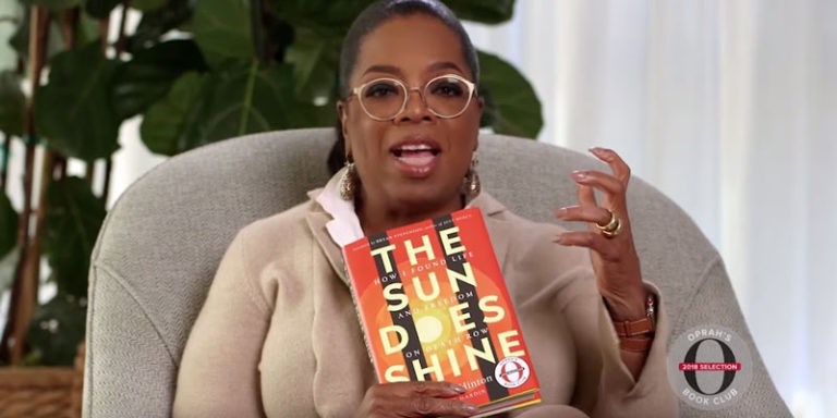 Oprah chooses Alabamian's 'The Sun Does Shine' as latest book club selection