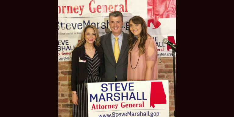 TRAGEDY: Pause and pray for Alabama AG Steve Marshall — wife confirmed dead