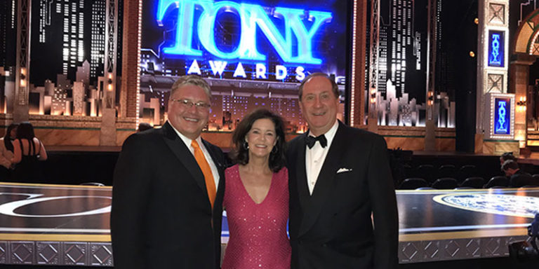 Birmingham folks come home with a handful of Tony Awards