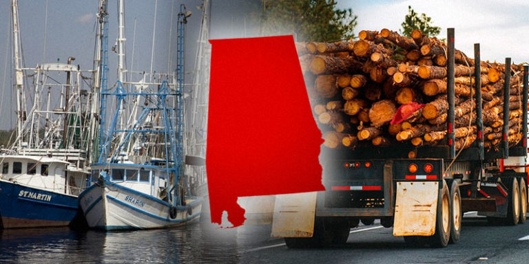 The surprising link between Alabama seafood, timber and U.S. national security, and how Shelby is leading the way