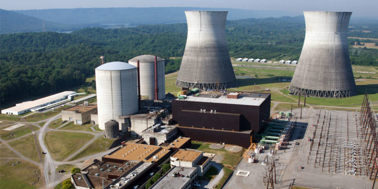 TVA withdraws Bellefonte Nuclear Plant construction permit after agency kills private acquisition attempt
