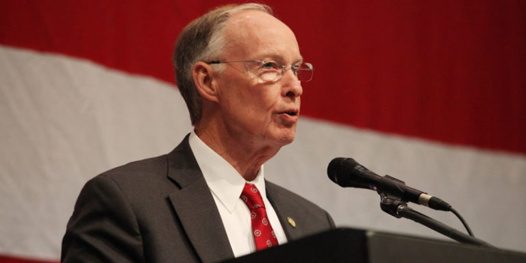 Fmr Gov. Bentley: 'I wouldn't blame the unvaccinated' for COVID spike — 'Please get vaccinated,' 'Don't listen to Dr. Fauci'
