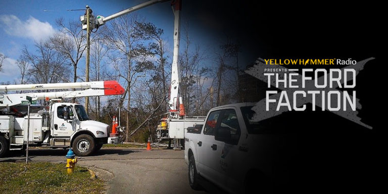 Alabama Power works to keep the electricity running through any storm (AUDIO)