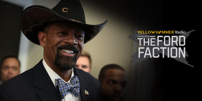 Former Sheriff David Clarke slams Randall Woodfin for not recognizing federal laws in Birmingham sanctuary city debate