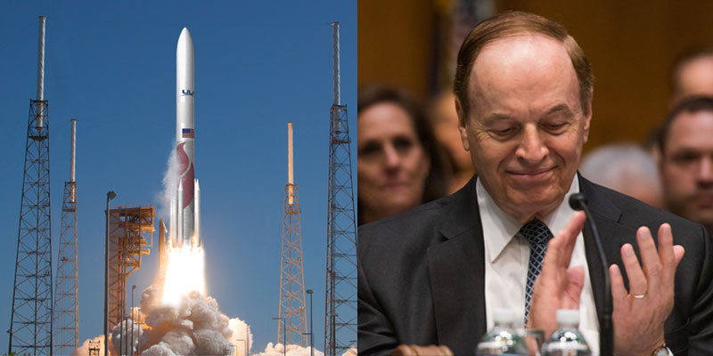 Shelby praises 'great news' for Alabama as ULA is awarded