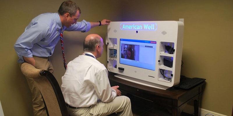 First Team Toyota >> Samford alumnus introduces first telemedicine kiosk in an Alabama pharmacy - Yellowhammer News ...