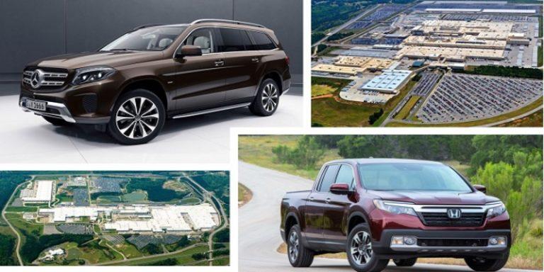 Alabama-made Honda, Mercedes vehicles earn Car and Driver honors