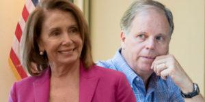 Report: Doug Jones 'holding the same position as Nancy Pelosi' on border wall — 'Dead man walking' in 2020