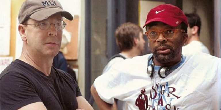 Barry Alexander Brown, Spike Lee filming 'Son of the South' in Montgomery