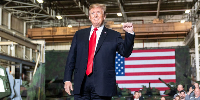 Donald Trump returns to Alabama later this month — Rally set for Cullman on August 21