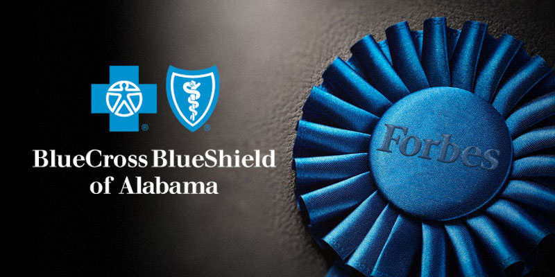 Forbes names Blue Cross Blue Shield of Alabama one of ...