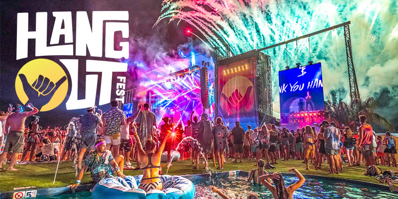 Hangout Fest combines music & VIP amenities to create an