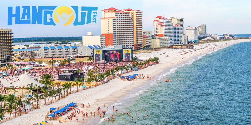 Ten tips to make your trip to the 2019 Hangout Fest a