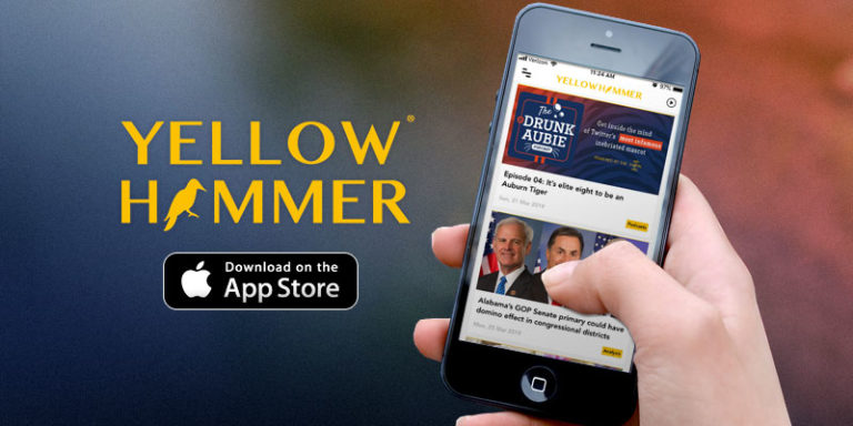 Yellowhammer News — There's an app for that