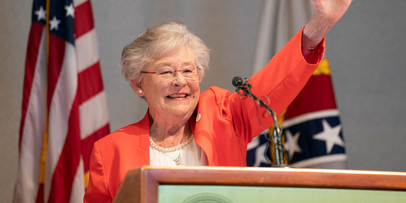 Ivey wins court battle over federal unemployment compensation