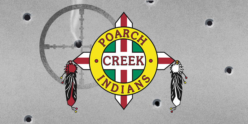 Poarch Band of Creek Indians dispute the Alabama Political