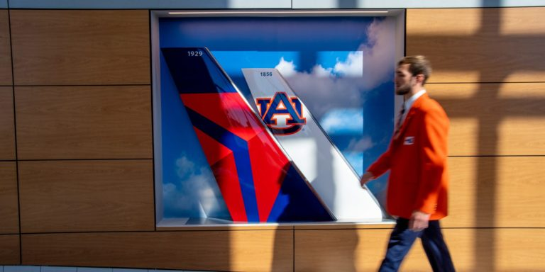Delta connection: Auburn University teams with airline to train future pilots