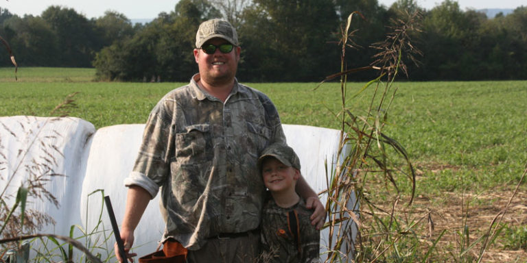 Youth dove hunts provide a gateway to the outdoors