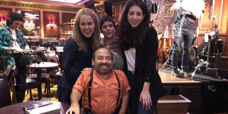 Birmingham's Alie B. Gorrie puts spotlight on disabled performers in new Amazon series