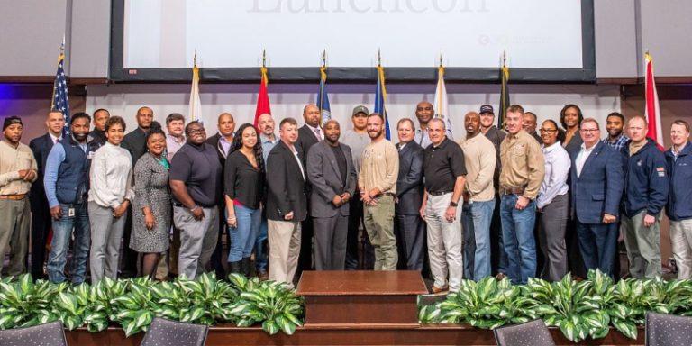Alabama Power honors military service members