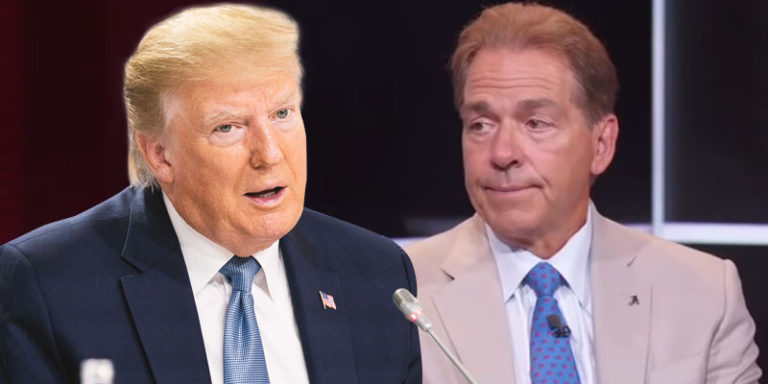 When President Trump visits Nick Saban: What a fly on the wall might hear