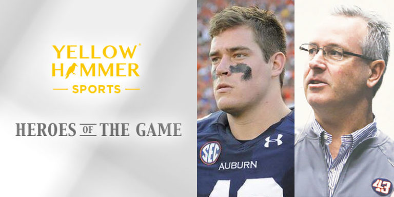 The lessons Mike Lutzenkirchen learned from his late son, the Auburn football star
