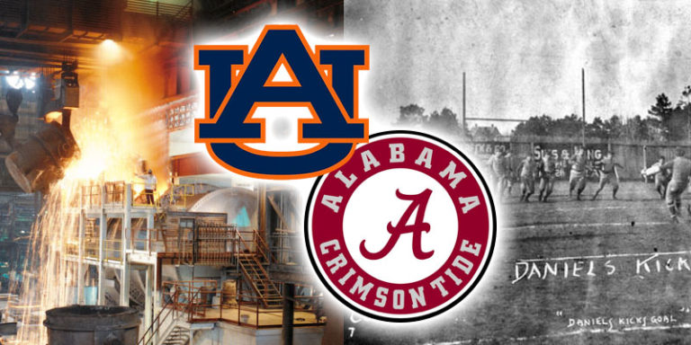 The Iron Bowl and America's water pipe