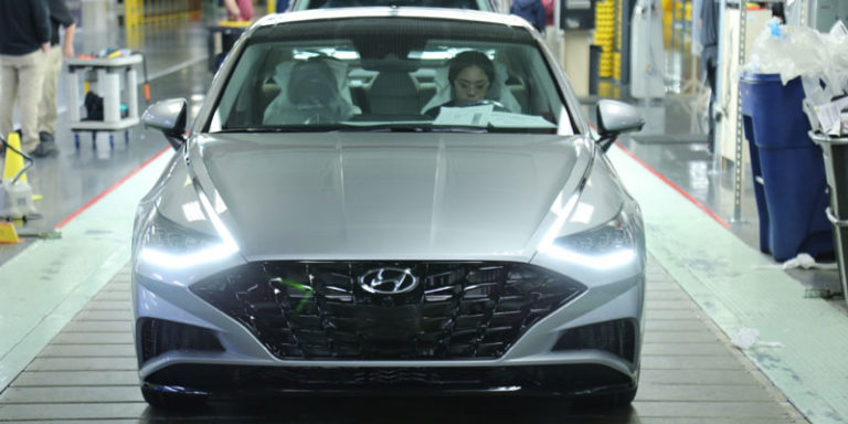 Hyundai's Alabama manufacturing plant registers production gain in 2019