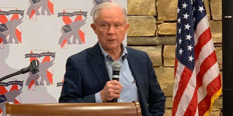 Jeff Sessions: Urgent action is needed to tackle the coronavirus outbreak — I have a plan and the experience to see it through