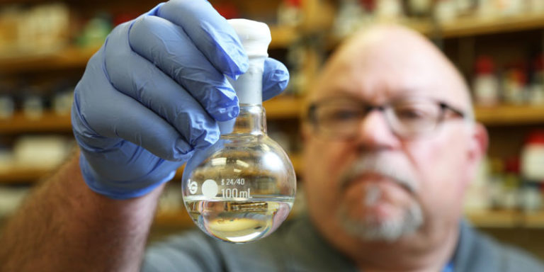 Research funding jumps 43 percent at the University of South Alabama