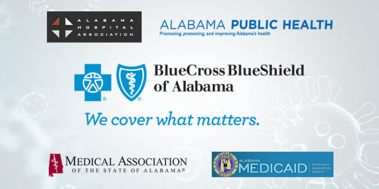 Alabama health organizations join together to stop the spread of COVID-19
