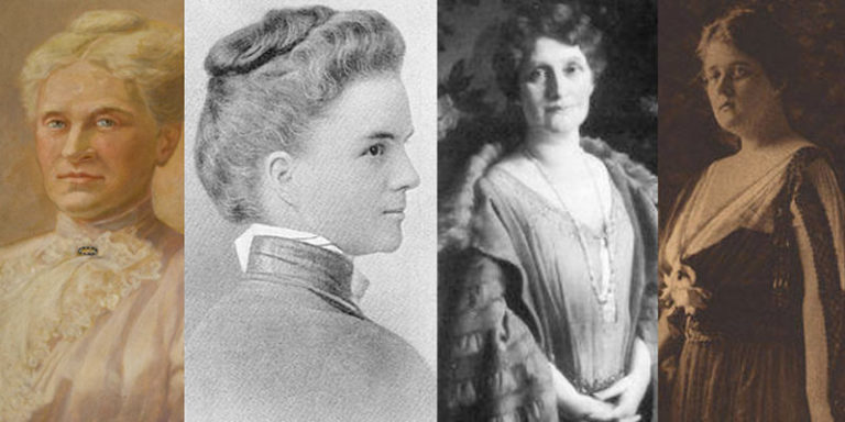 History professor looks back on four Alabama suffrage leaders and their fight for the vote