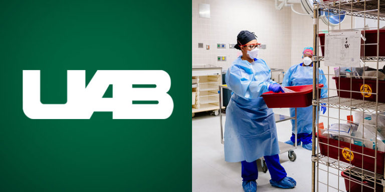 UAB commitment to state vital in COVID-19 response
