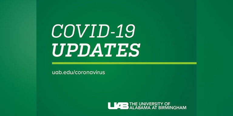 UAB announces temporary expense reduction strategies due to COVID-19