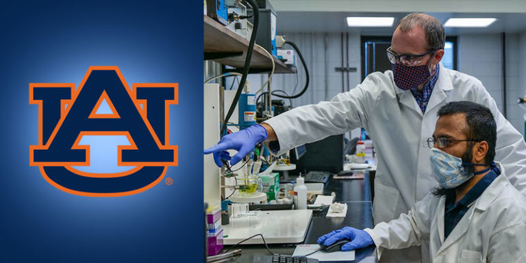 Auburn chemistry professor's research aims to advance more efficient use of solar energy