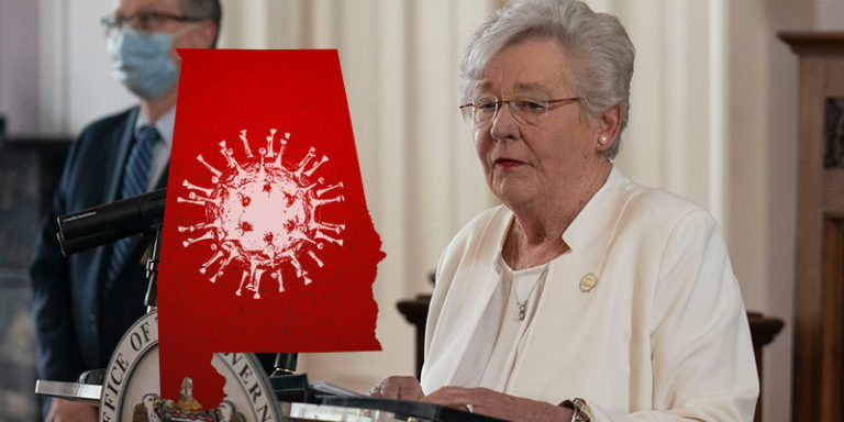 Gov. Kay Ivey issues 'limited, narrowly-focused' state of emergency in response to rise in COVID-19 cases