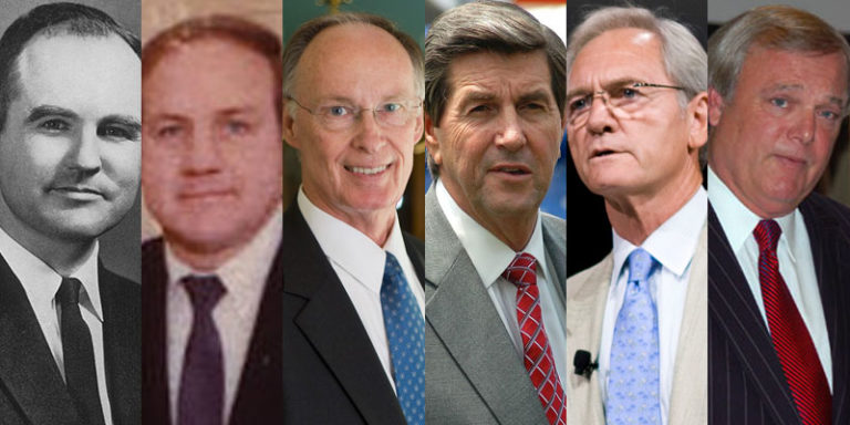 Flowers: We have six living past governors. How are they doing?