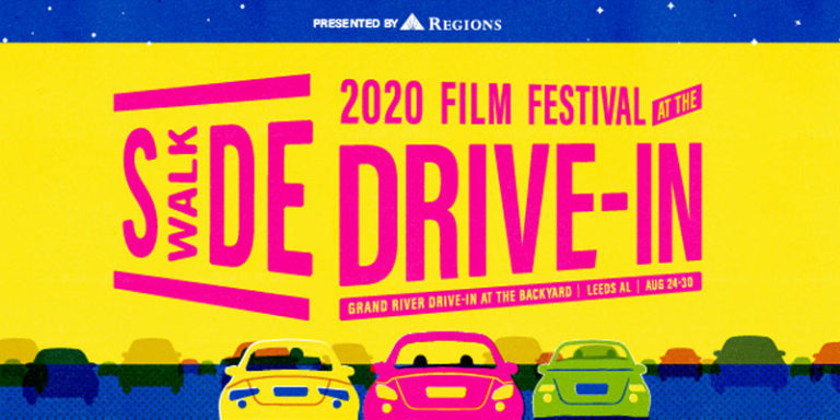 Alabama's Sidewalk Film Festival goes to the drive-in this year, thanks to COVID-19