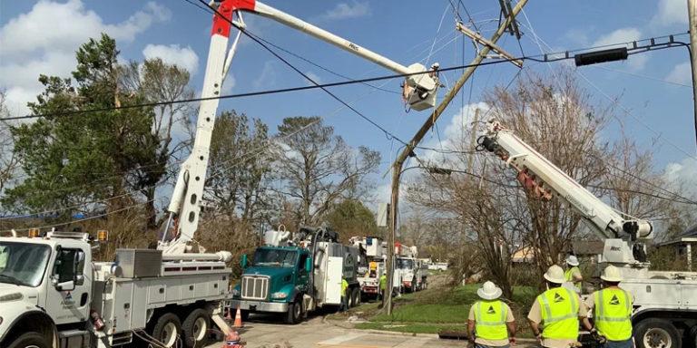 Alabama Power providing helping hand to Texas, Louisiana, after Hurricane Laura