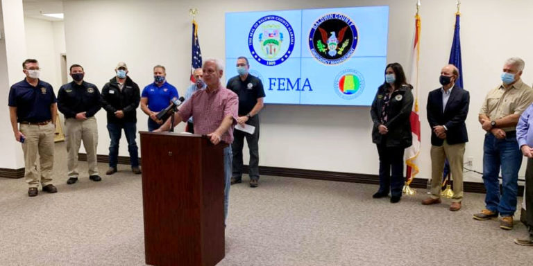 Byrne: FEMA's Hurricane Sally response
