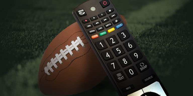 This weekend's college football TV schedule